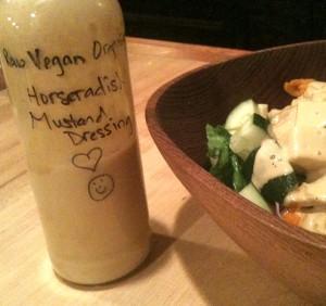 Raw Vegan Recipe: Horseradish Mustard Dressing » Kristen's Raw