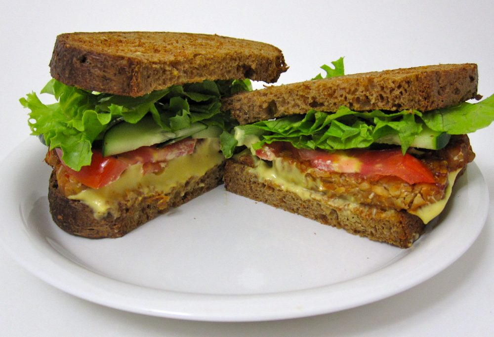 tlt sandwich one of my favorite treats is going to dr weil s tru food ...