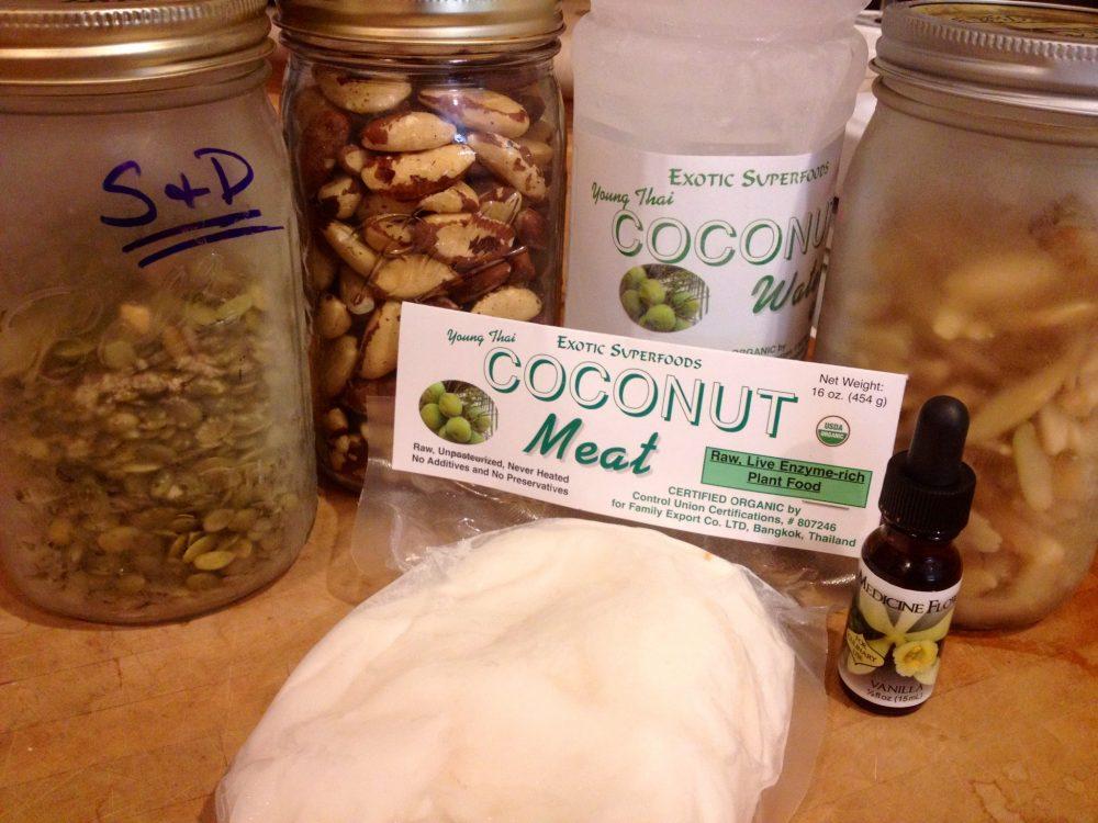 how to make vegan yogurt without probiotics