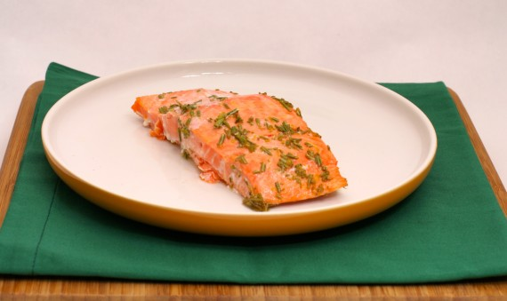 Wild Caught King Salmon