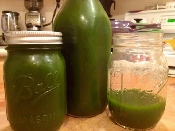 Organic Green Juice