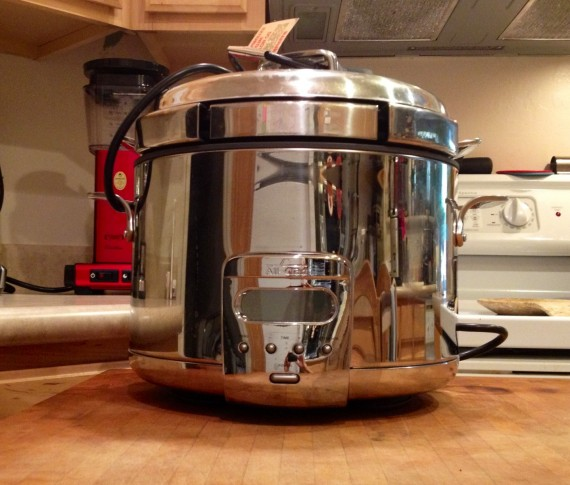 All Clad awesome pressure cooker