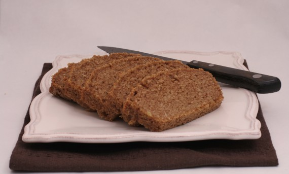 Cinnamon Sugar Bread (Paleo with coconut oil)