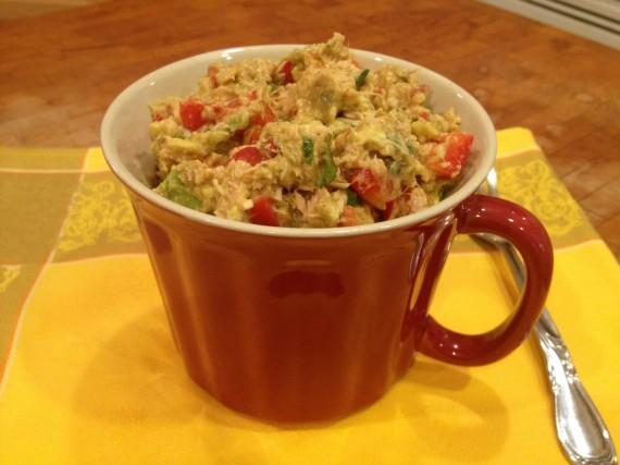 Mexican Tuna Salad Paleo Gluten Free