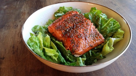 Wild-Caught Rosemary Lime Spicy-n-Sweet Sockeye Salmon