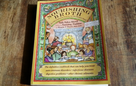Review Copy: Nourishing Broth (book)