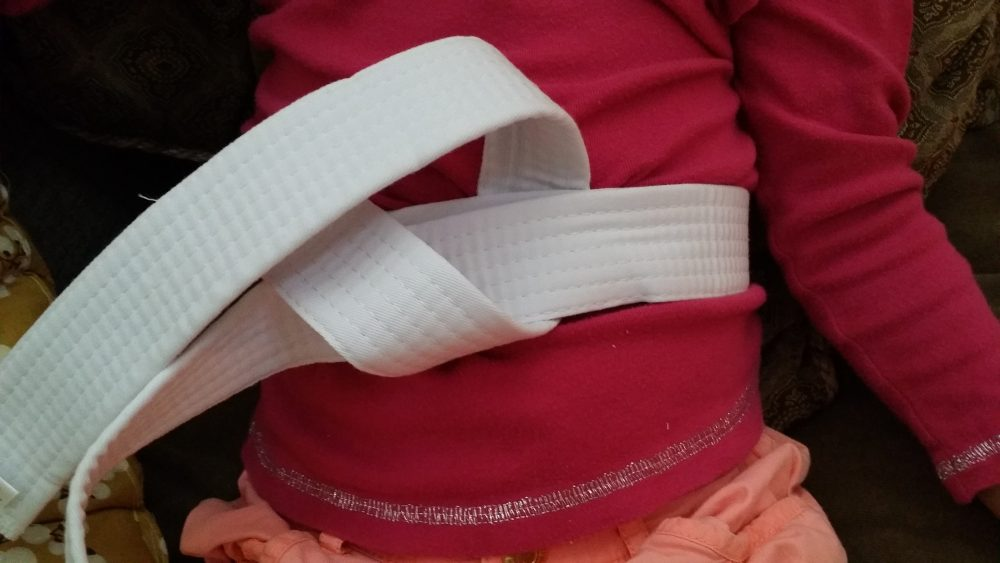 Karate Moves Step By Step For Kids How to Tie Your...