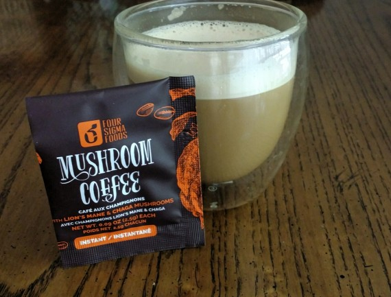 Bulletproof Mushroom Coffee: Delightful Calm Energy
