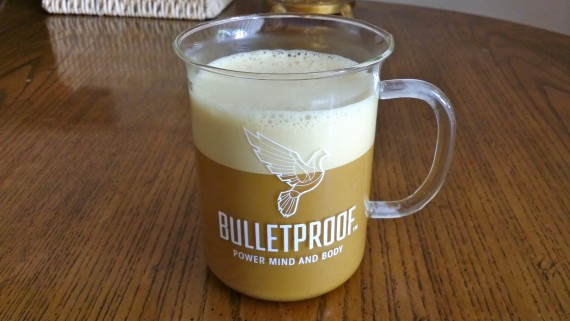 It really is amazing stuff. #BulletproofCoffee => #BulletproofDay