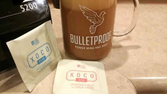 XOCO Bulletproof Mocha