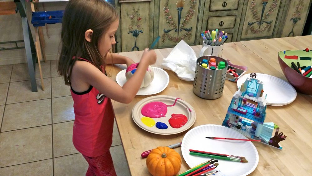 Small Pumpkin Painting Unconventional Ways To Celebrate Halloween
