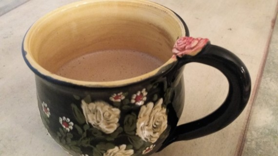 Reishi Nighttime Mocha - relax yourself with each sip