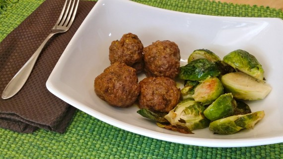 Meatballs - so good!