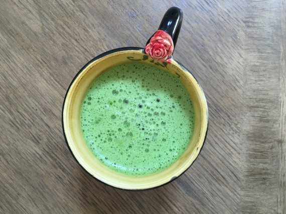 Michigan State Matcha Green Tea
