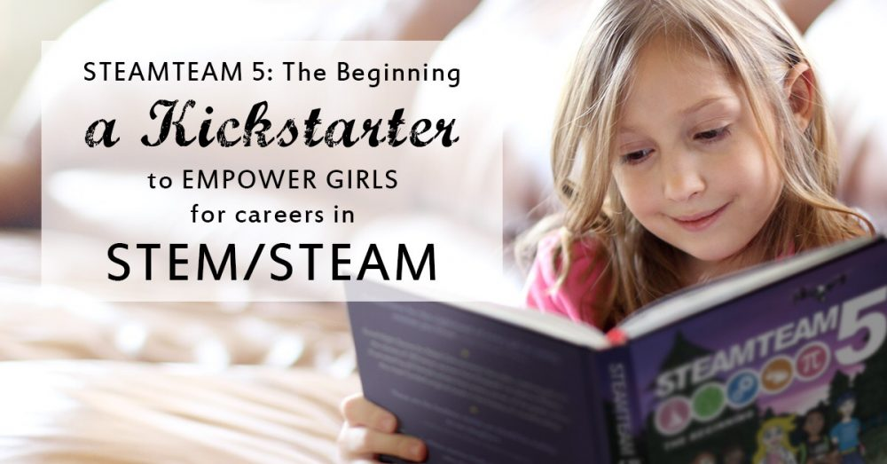 Please Support Our New Project: Children's Book for Girls in