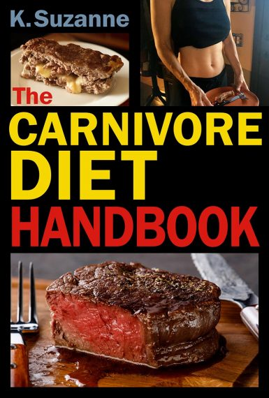 book cover carnivore diet