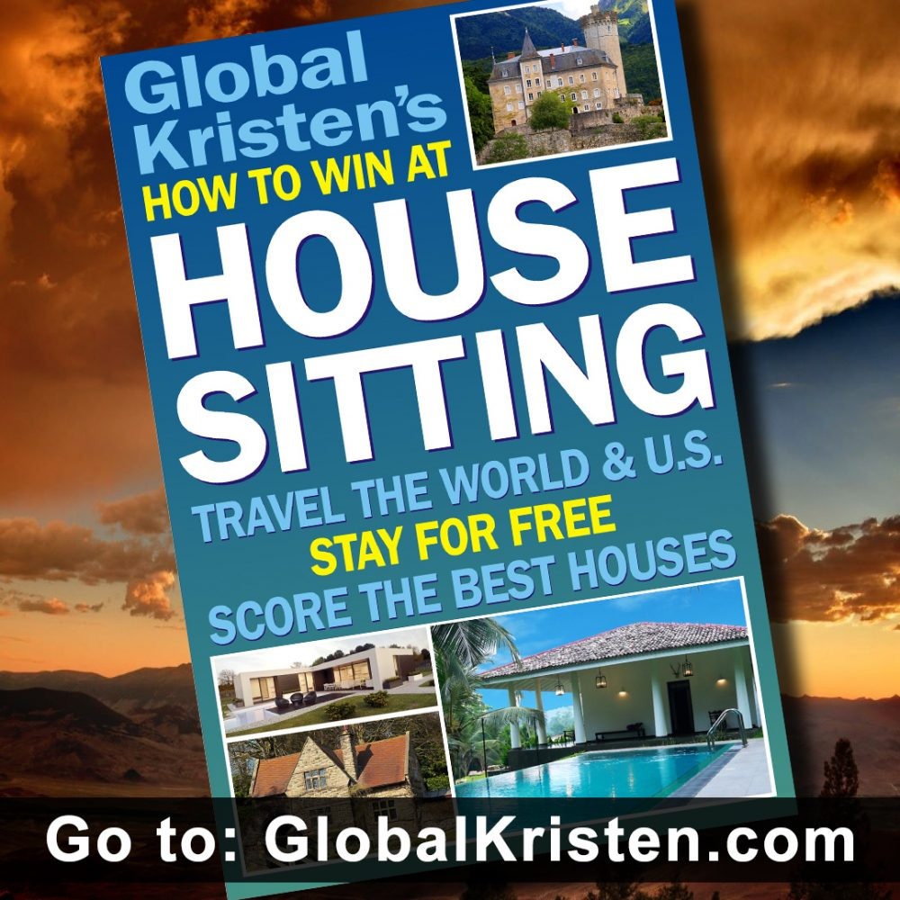 We are Housesitting Our Way Around the World - You Can Do This, Too