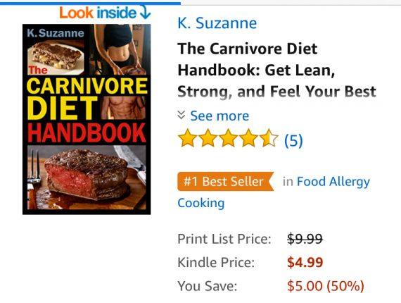That Carnivore Diet Handbook