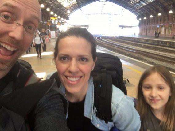 Digital Nomad Family in the UK