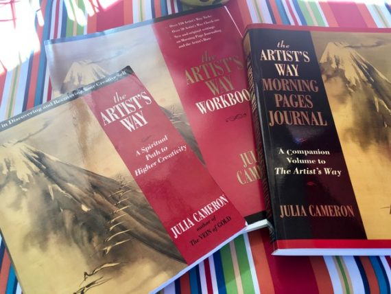 The Artist's Way Morning Pages