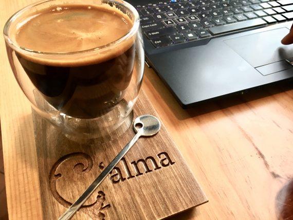 C'alma coffee