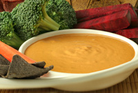 Raw Vegan Cheezy Hemp Nacho Sauce