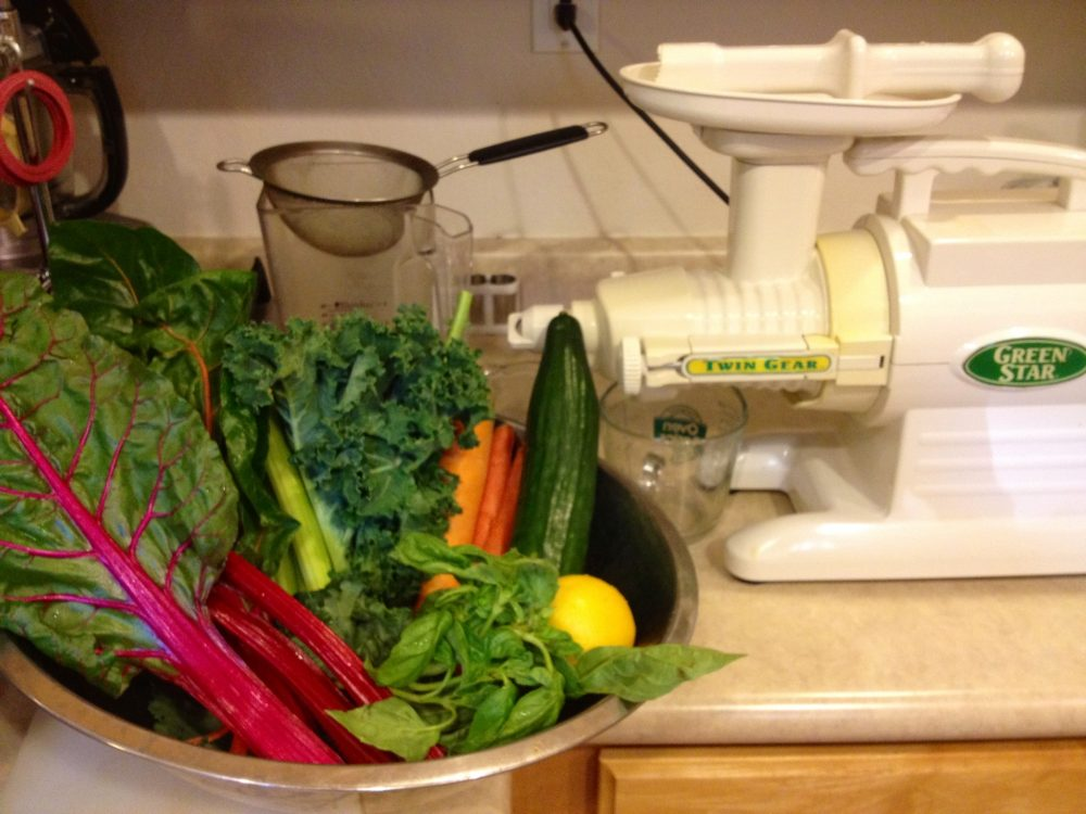 I Bought A Norwalk Juicer Kristen Suzanne