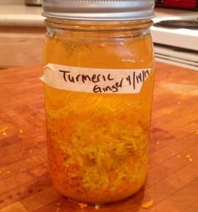 Turmeric n Ginger Tincture