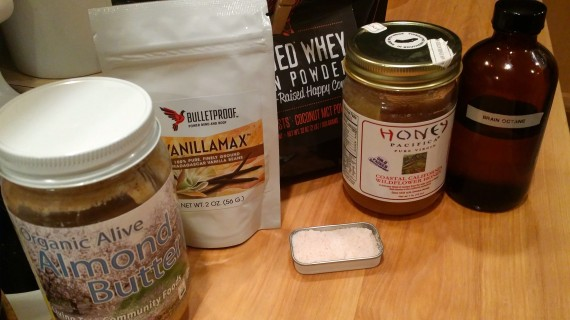 HAMWhey ingredients. Good stuff.