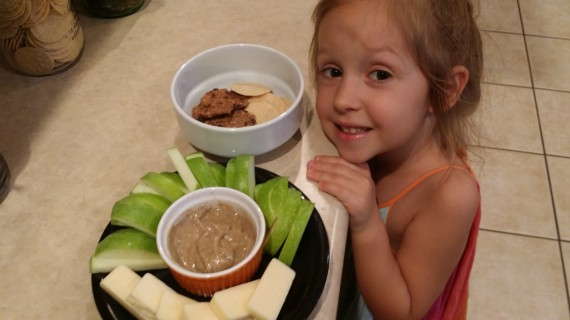 Quick Kid Friendly Lunch