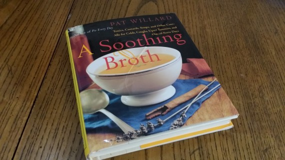 A Soothing Broth book by Pat Willard
