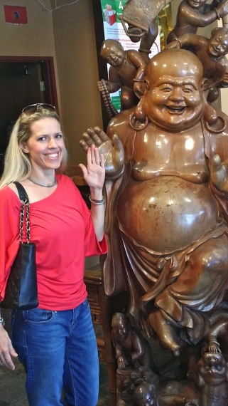 Hi, Buddha. I can't help but smile. :)