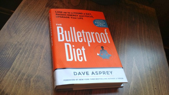 The Bulletproof Diet Book. Read it.