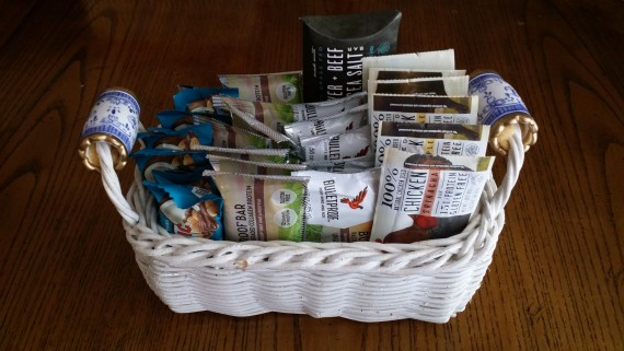 Snack Bar Basket is a time and sanity saver.