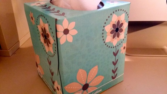 Mindfully observing all the details of this box calms me.