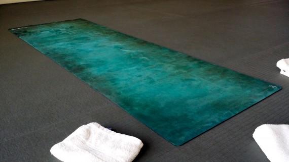 Yoga Design Lab hot yoga mat