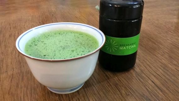 Matcha helps me feel DELIGHT! :)