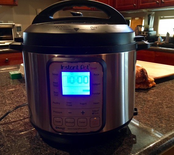 Hello, Instant Pot Smart. Can we hug?