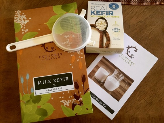 Milk Kefir Grains - Gut health power!
