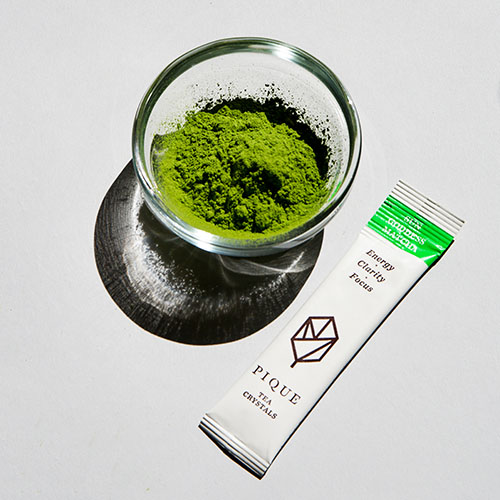 Pique Tea: Clean and pure matcha