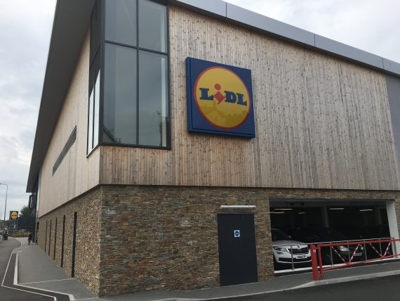 Frugal carnivore dream store - Lidl