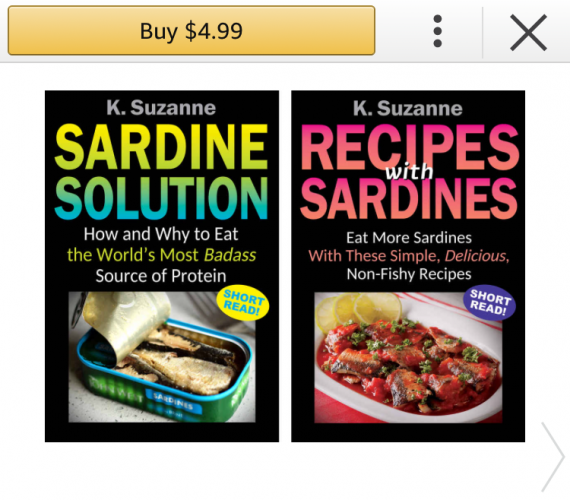 Sardine eBook Box Set