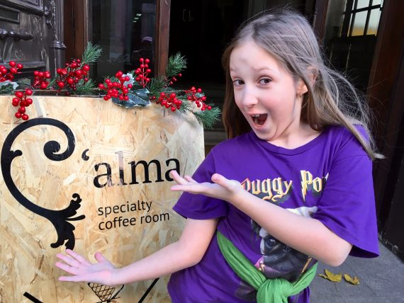 C'alma Specialty Coffee Room